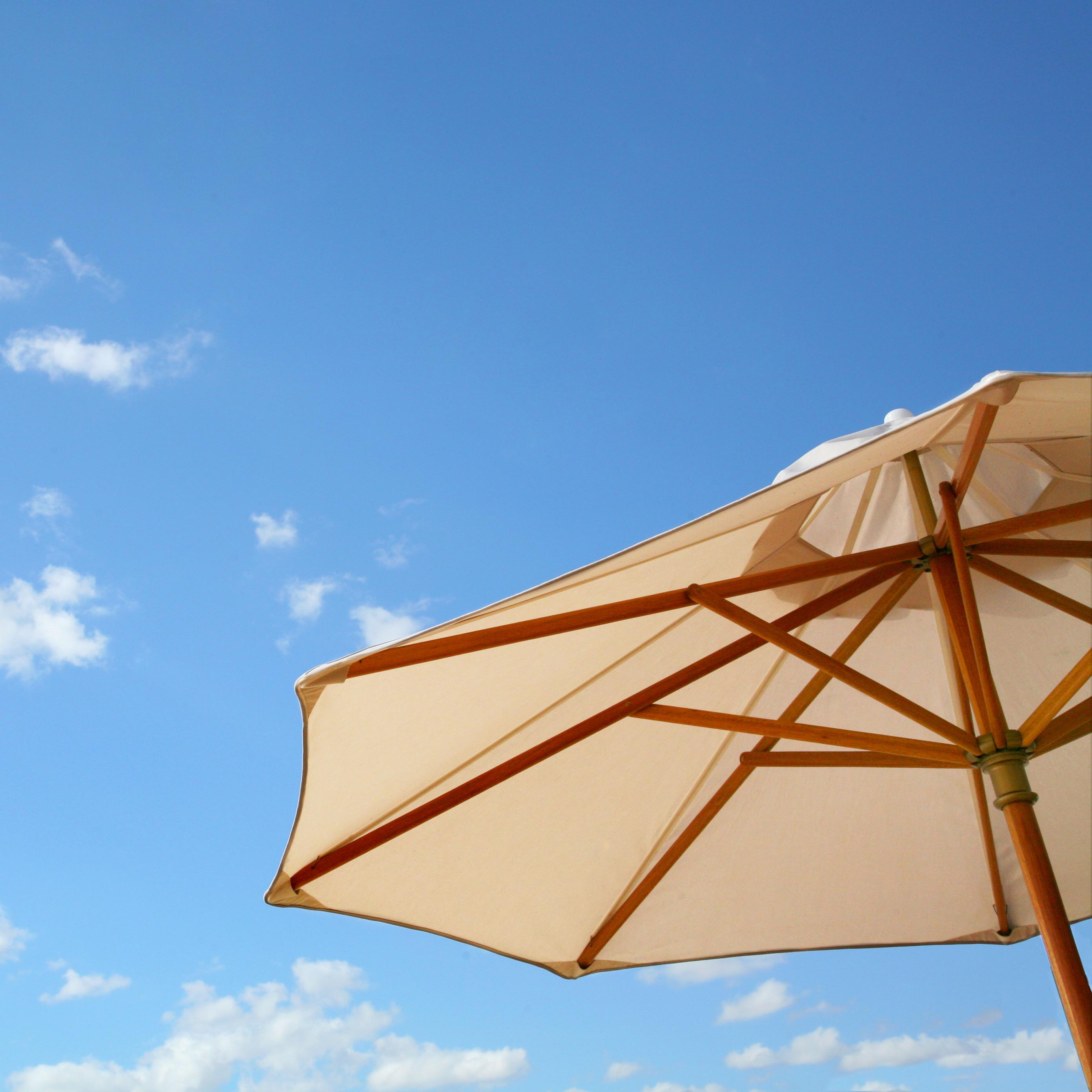 Sonnenschutz für den Garten: 6 Ideen für idealen Schatten